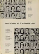 1958 Caruthersville High School Yearbook Page 90 & 91