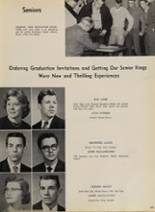 1958 Caruthersville High School Yearbook Page 104 & 105