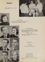 1958 Caruthersville High School Yearbook Page 106 & 107