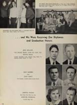 1958 Caruthersville High School Yearbook Page 110 & 111