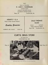 1958 Caruthersville High School Yearbook Page 116 & 117