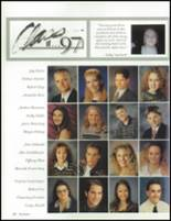 1997 Hamilton High School Yearbook Page 34 & 35