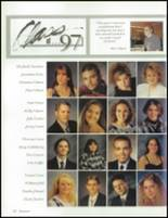 1997 Hamilton High School Yearbook Page 36 & 37