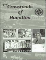 1997 Hamilton High School Yearbook Page 108 & 109