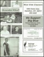 1997 Hamilton High School Yearbook Page 110 & 111
