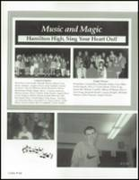 1997 Hamilton High School Yearbook Page 144 & 145