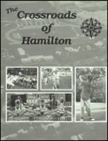 1997 Hamilton High School Yearbook Page 186 & 187