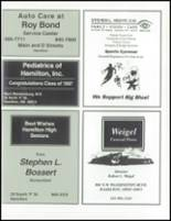 1997 Hamilton High School Yearbook Page 232 & 233
