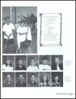 1996 John Glenn High School Yearbook Page 86 & 87