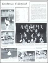 1996 John Glenn High School Yearbook Page 124 & 125