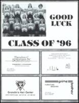 1996 John Glenn High School Yearbook Page 198 & 199