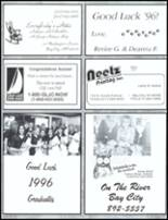 1996 John Glenn High School Yearbook Page 200 & 201