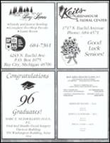 1996 John Glenn High School Yearbook Page 204 & 205