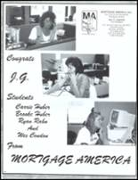 1996 John Glenn High School Yearbook Page 208 & 209