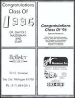 1996 John Glenn High School Yearbook Page 210 & 211
