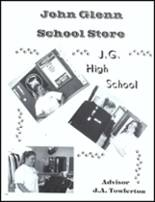 1996 John Glenn High School Yearbook Page 214 & 215
