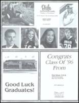 1996 John Glenn High School Yearbook Page 216 & 217