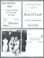 1996 John Glenn High School Yearbook Page 226 & 227