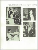 1976 Ashland High School Yearbook Page 24 & 25