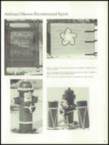 1976 Ashland High School Yearbook Page 26 & 27