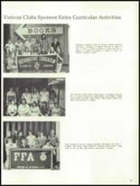 1976 Ashland High School Yearbook Page 70 & 71