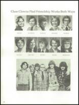 1976 Ashland High School Yearbook Page 110 & 111