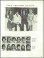 1976 Ashland High School Yearbook Page 126 & 127