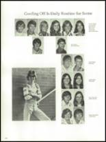 1976 Ashland High School Yearbook Page 128 & 129