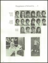 1976 Ashland High School Yearbook Page 136 & 137