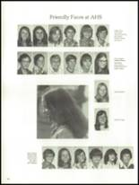 1976 Ashland High School Yearbook Page 156 & 157