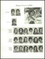 1976 Ashland High School Yearbook Page 160 & 161
