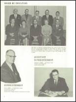 1961 Delaware Township High School Yearbook Page 12 & 13