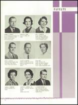 1961 Delaware Township High School Yearbook Page 14 & 15