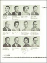 1961 Delaware Township High School Yearbook Page 16 & 17