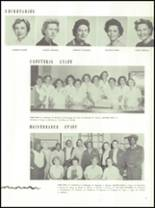 1961 Delaware Township High School Yearbook Page 20 & 21