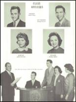 1961 Delaware Township High School Yearbook Page 26 & 27