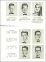 1961 Delaware Township High School Yearbook Page 30 & 31