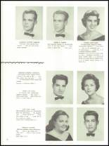 1961 Delaware Township High School Yearbook Page 34 & 35