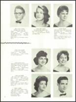 1961 Delaware Township High School Yearbook Page 36 & 37