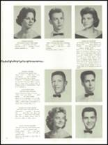 1961 Delaware Township High School Yearbook Page 38 & 39