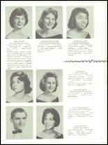 1961 Delaware Township High School Yearbook Page 40 & 41
