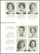 1961 Delaware Township High School Yearbook Page 42 & 43