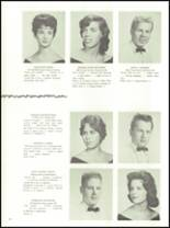 1961 Delaware Township High School Yearbook Page 44 & 45
