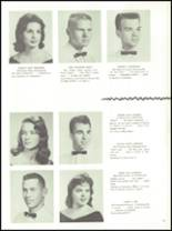 1961 Delaware Township High School Yearbook Page 48 & 49