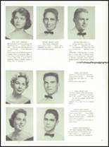 1961 Delaware Township High School Yearbook Page 50 & 51