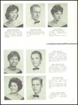 1961 Delaware Township High School Yearbook Page 52 & 53