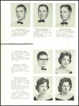 1961 Delaware Township High School Yearbook Page 54 & 55