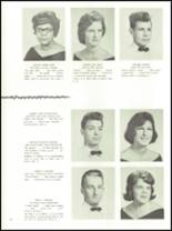 1961 Delaware Township High School Yearbook Page 56 & 57