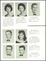 1961 Delaware Township High School Yearbook Page 58 & 59