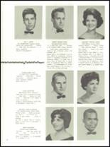1961 Delaware Township High School Yearbook Page 64 & 65